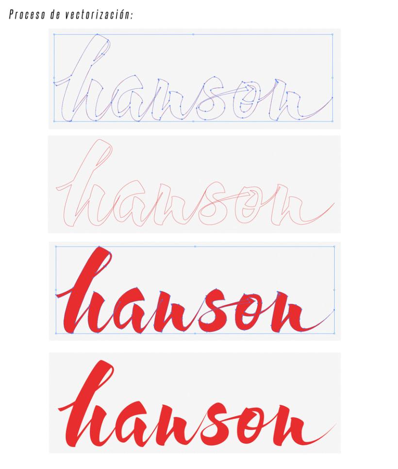 'Hanson' 6