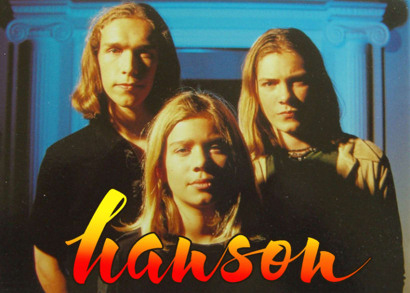 'Hanson' 8
