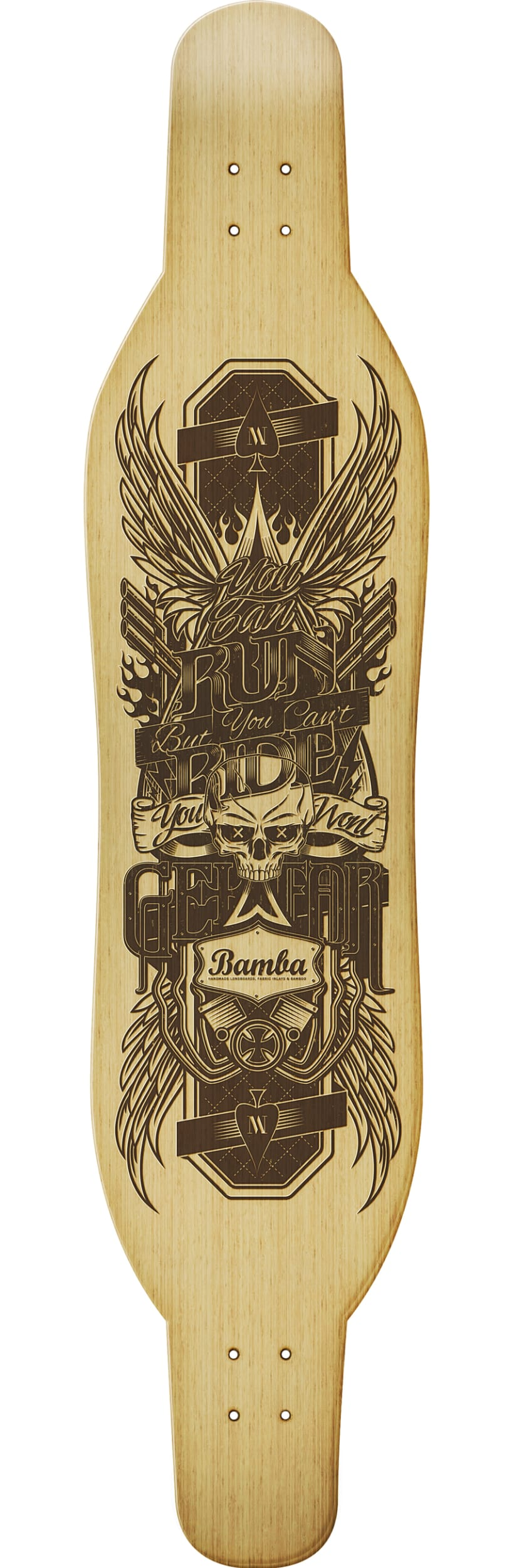 Bamba Longboards 0