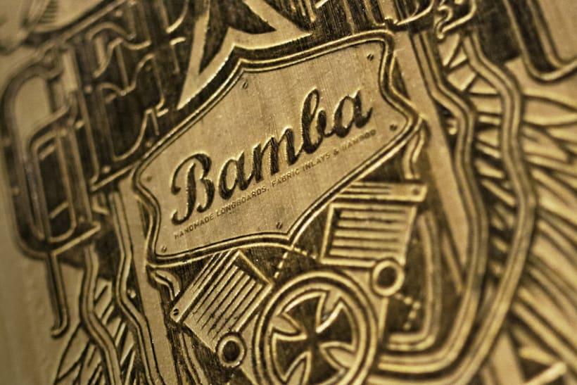 Bamba Longboards 5