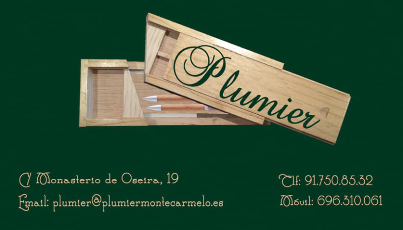Librería Plumier 6
