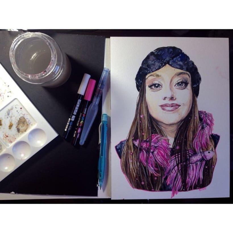 Proyecto retratos -1