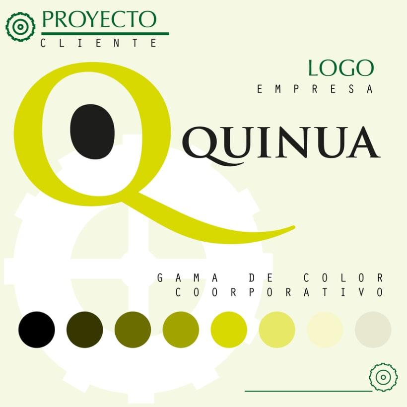 Ilustración Publicitaria Quinua 2