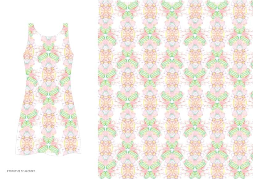 diseño & desarrollo de estampados textiles / ilustración / 2014 3