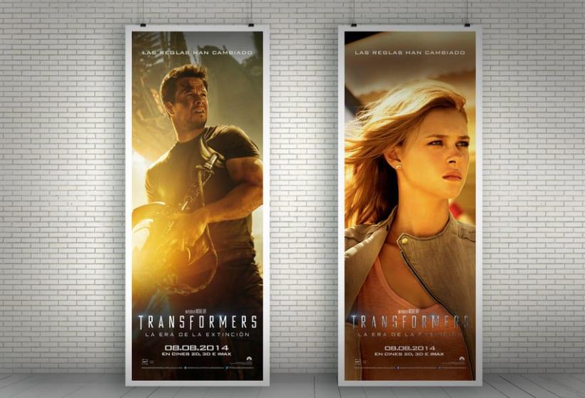 """TRANSFORMERS 4 """"La era de la extinción"""" - Paramount Pictures Spain 9"""