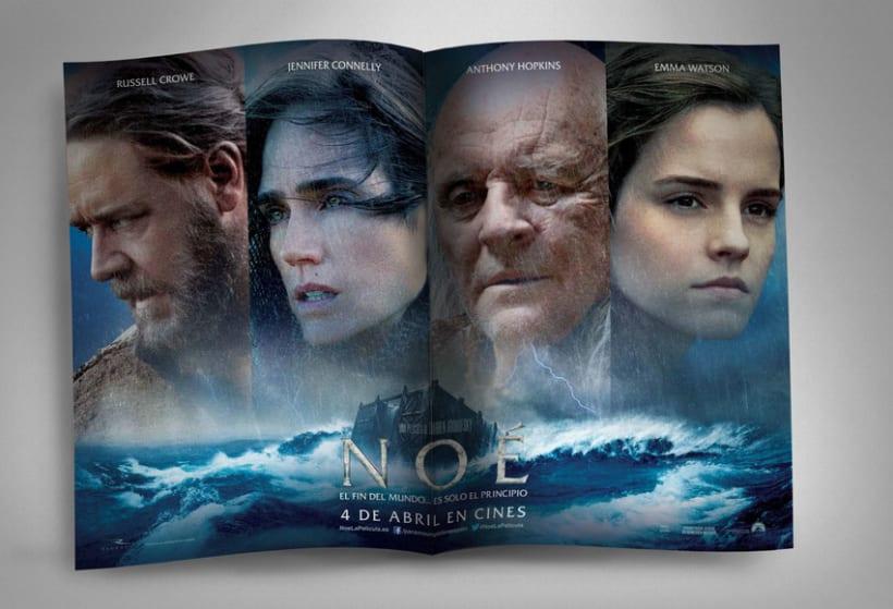 NOÉ - Paramount Pictures Spain 5