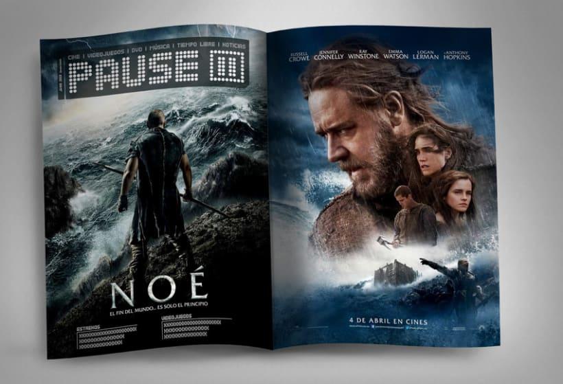 NOÉ - Paramount Pictures Spain 4