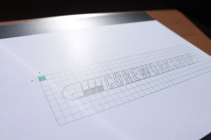 Coreworkshop Brand Identity Resume 2