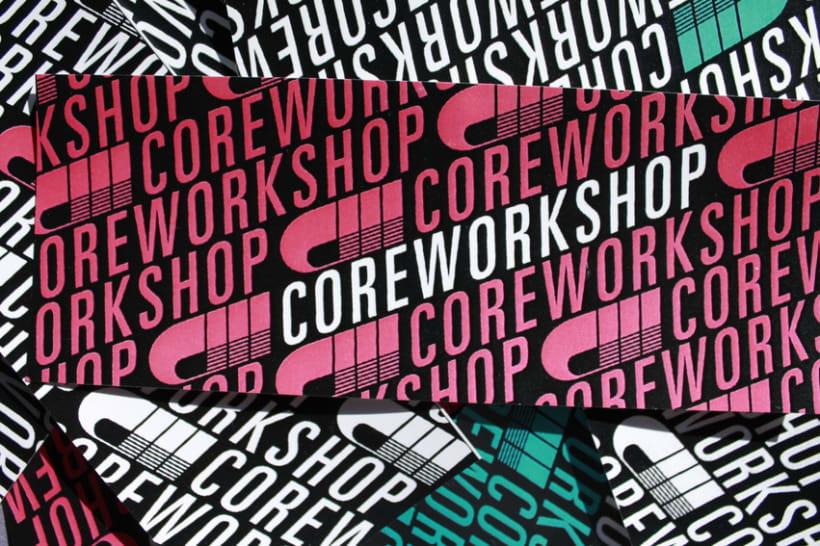 Coreworkshop Brand Identity Resume 0