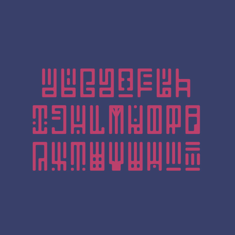 Totem Typeface 2