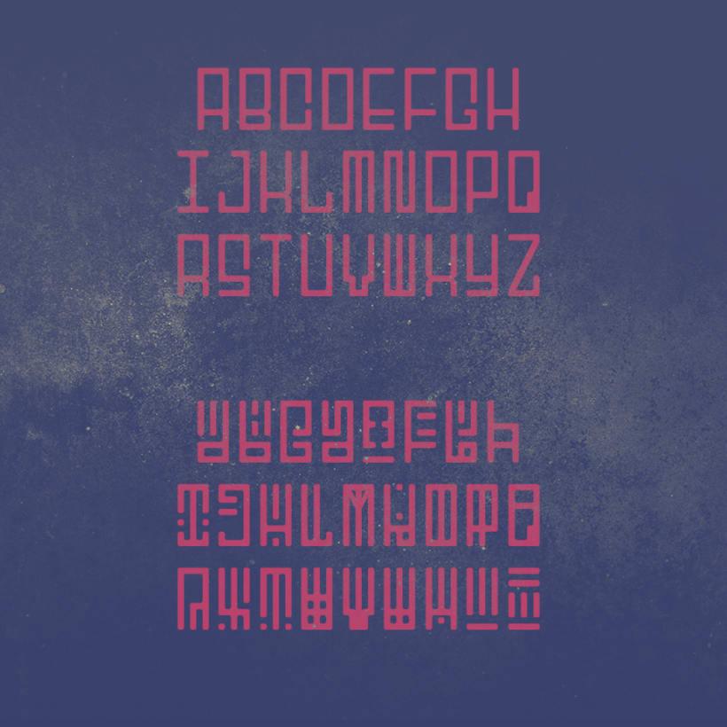 Totem Typeface 3