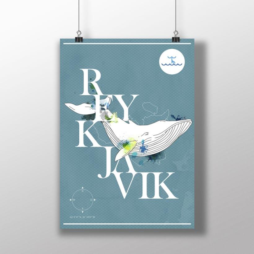 Reykjavik Poster 0