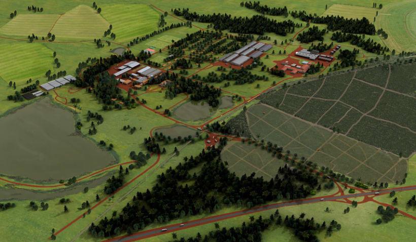 Establecimiento Las Marías (Argentina) - Elaboración de la yerba mate 0