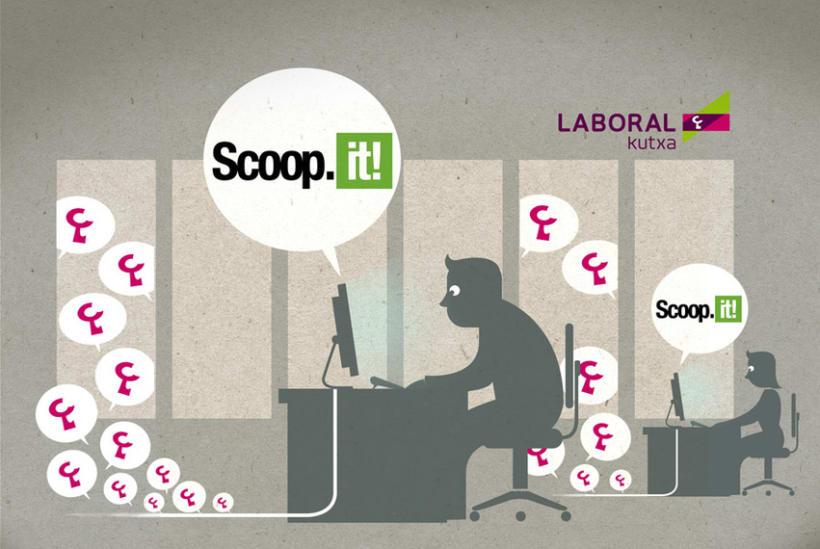 Laboral Kutxa - España - Ilustraciones para blog empresarial 1