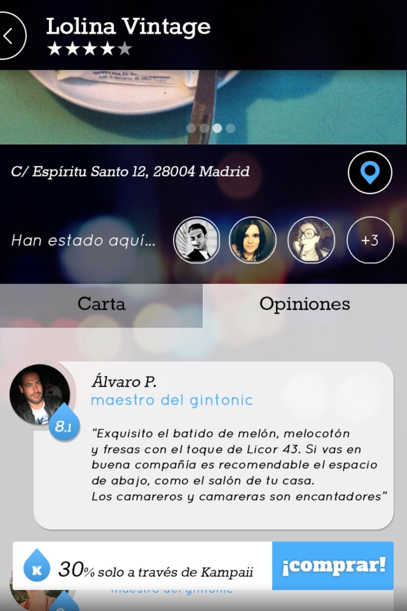 Kampaii - UX/UI 3