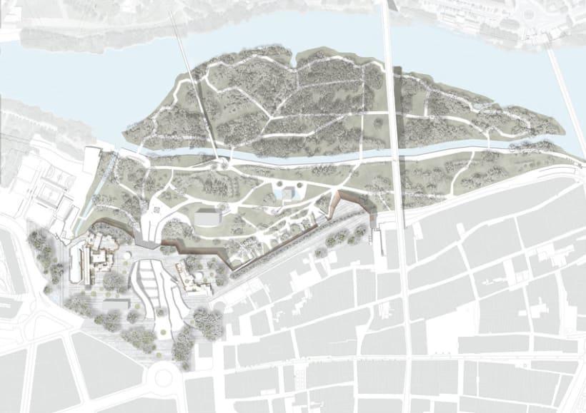 Plano de situación de un proyecto en La Rioja 0