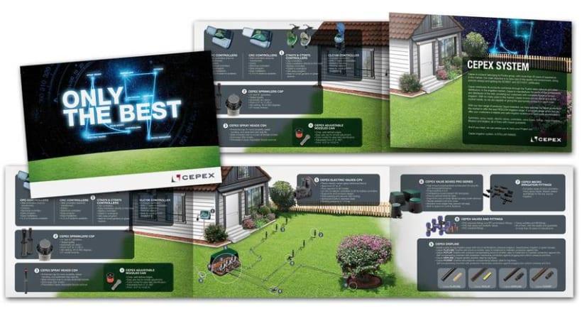 Cepex: lanzamiento internacional del Sistema de Riego Residencial. -1