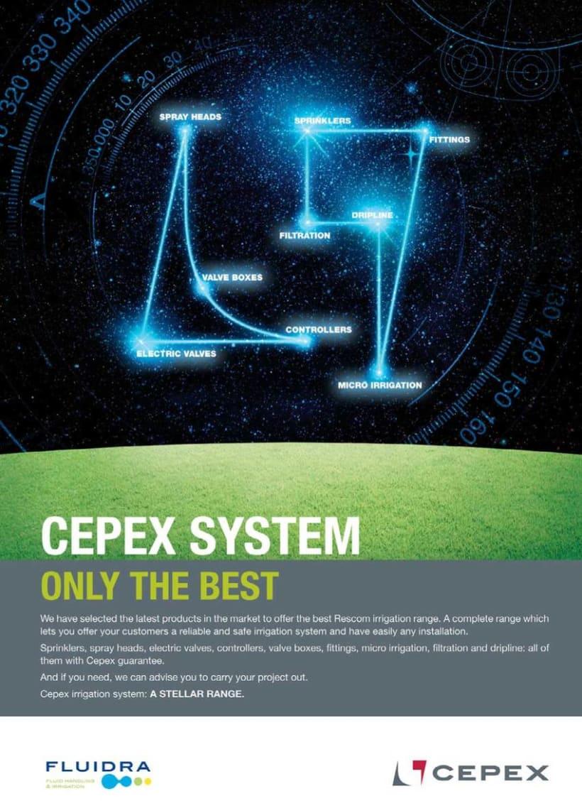 Cepex: lanzamiento internacional del Sistema de Riego Residencial. 0