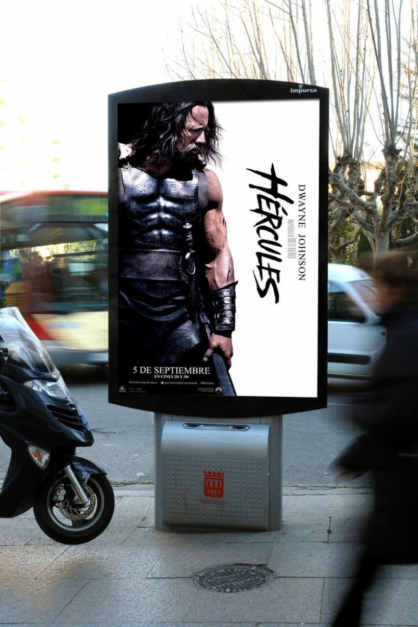 Hércules - Paramount Pictures Spain 3