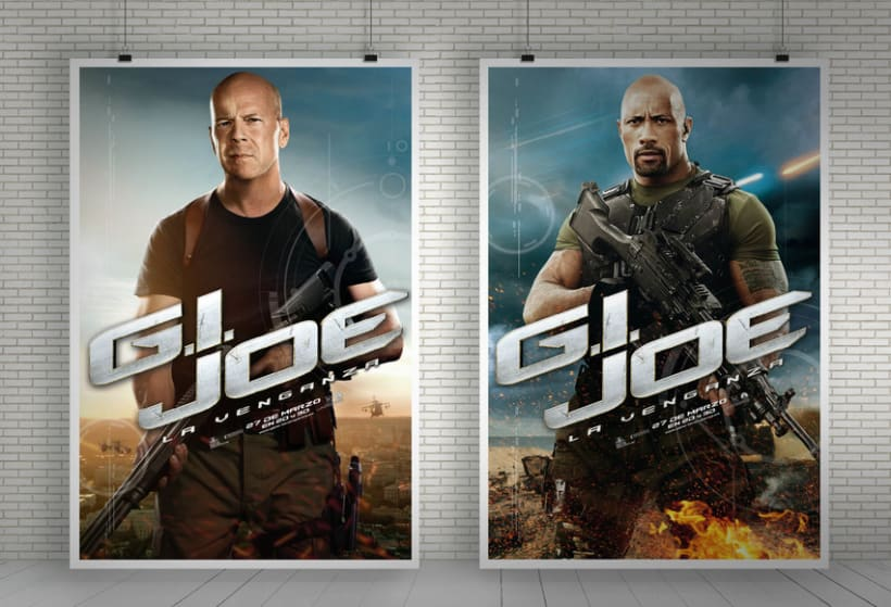 G.I. JOE - Paramount Pictures Spain 4