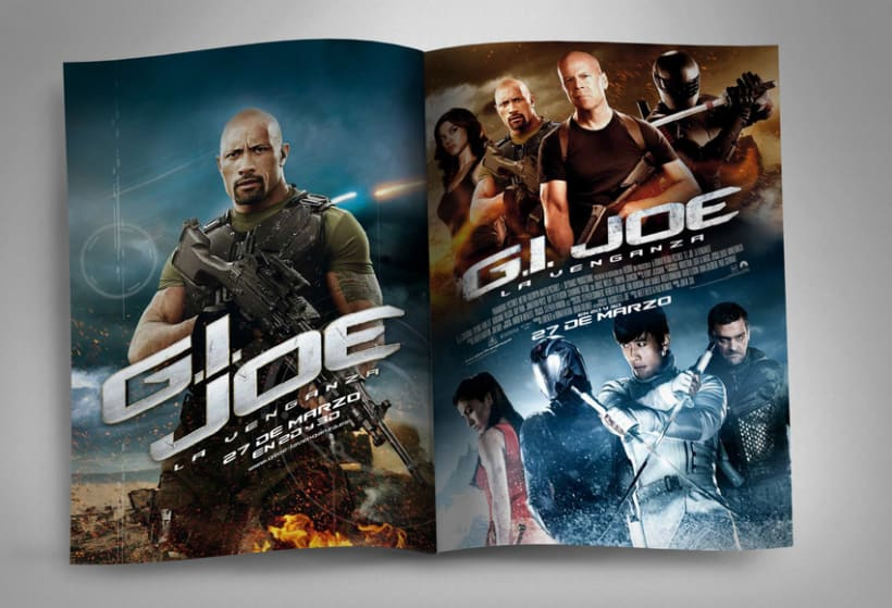 G.I. JOE - Paramount Pictures Spain 5