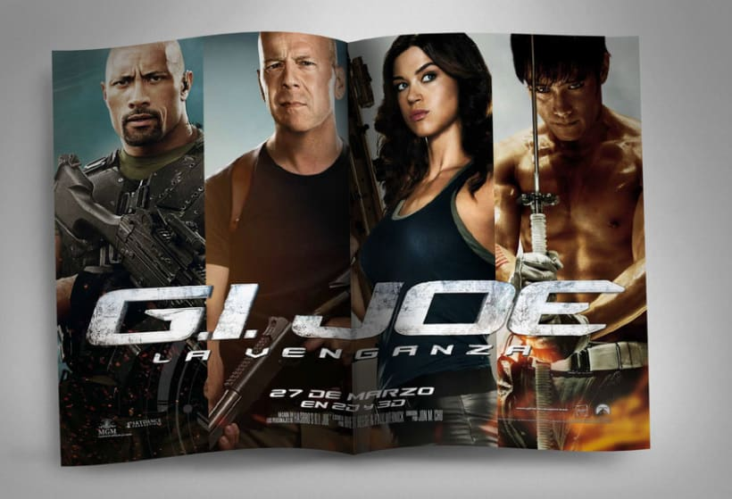 G.I. JOE - Paramount Pictures Spain 6