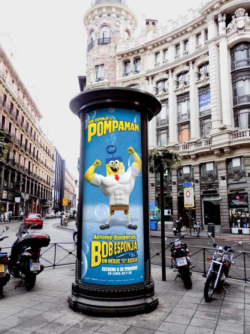 "Bob Esponja ""Un héroe fuera del agua"" - Paramount Pictures Spain 10"
