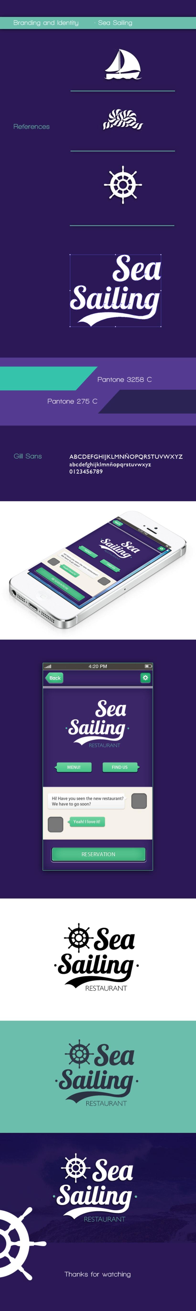 Sea Sailing -1