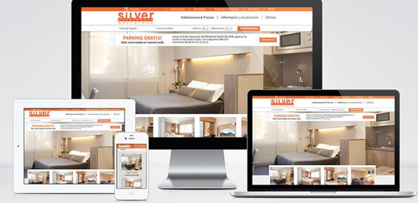 Aparthotel Silver 1