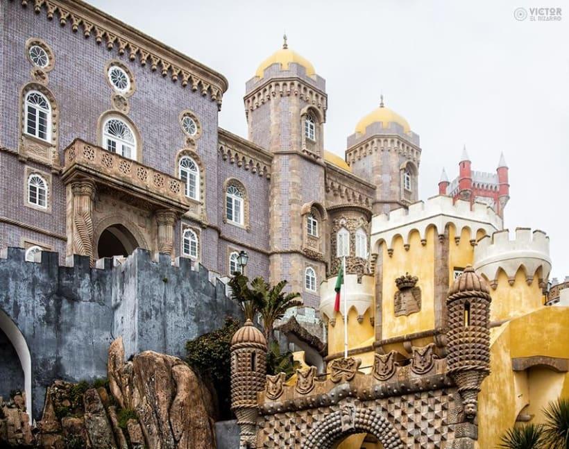 Fotografías de Lisboa y Sintra (Portugal) 14