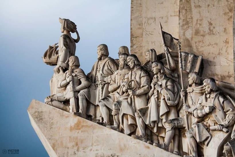 Fotografías de Lisboa y Sintra (Portugal) 4