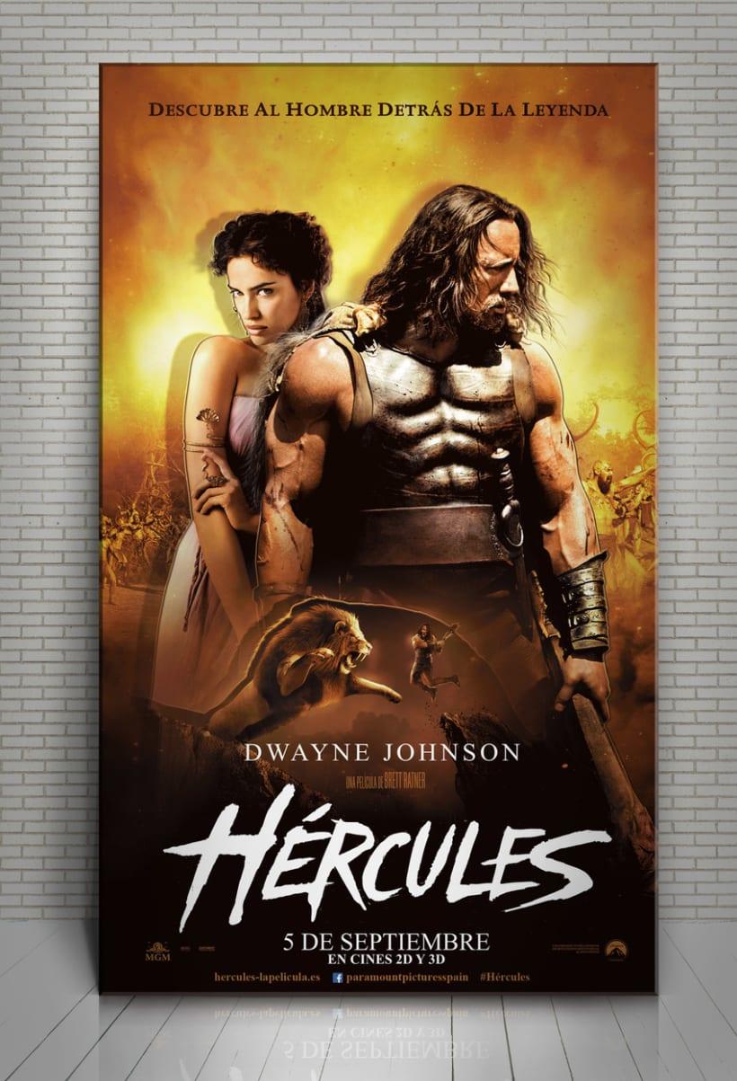 Hércules - Paramount Pictures Spain 20