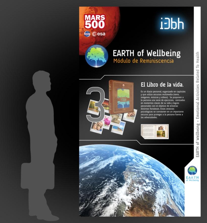 Exposición MARS500 4