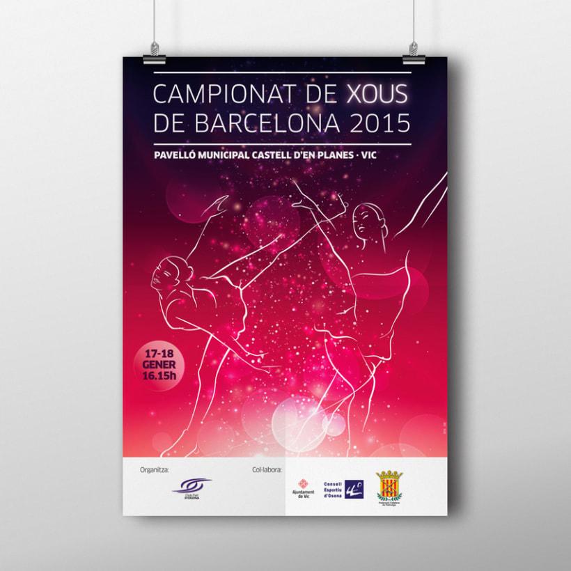 Cartell Campionat Xous 2015 1