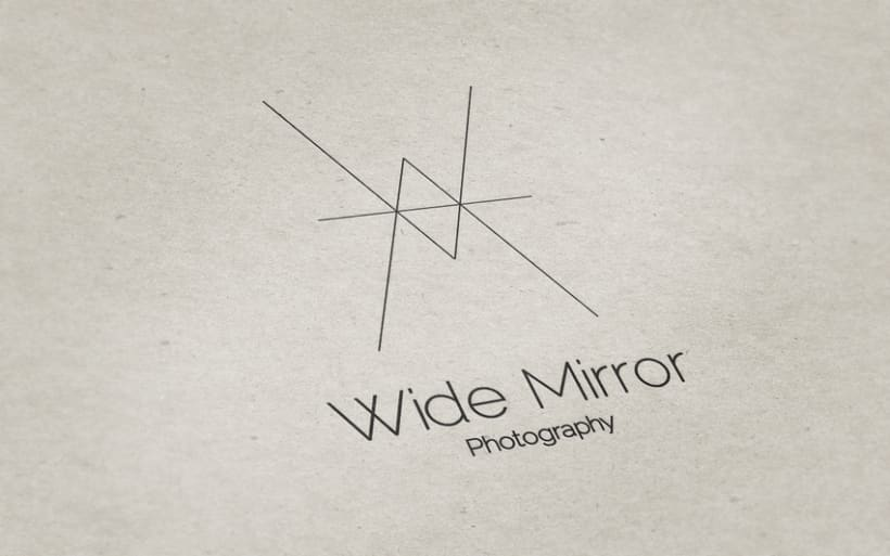 Wide Mirror Photography 1