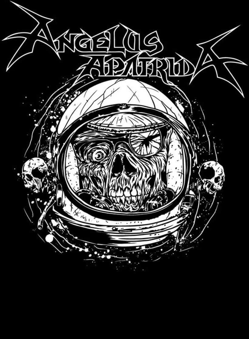 Angelus Apatrida - 2015 Tour Merchandise 1