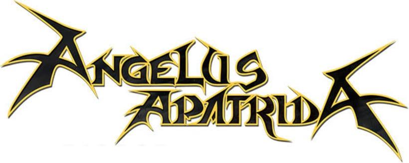 Angelus Apatrida - 2015 Tour Merchandise 0