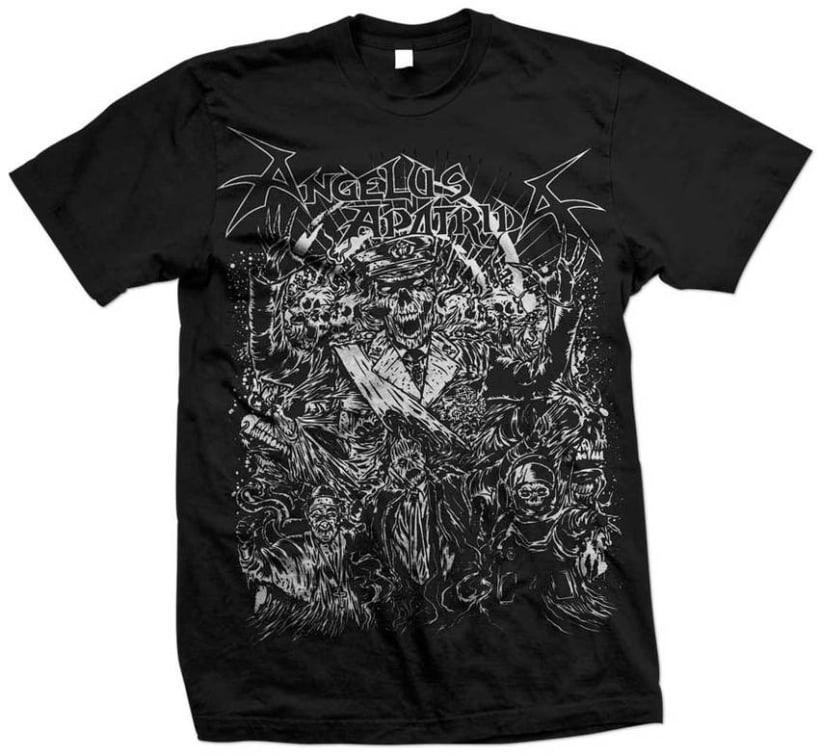 Angelus Apatrida - 2015 Tour Merchandise 4