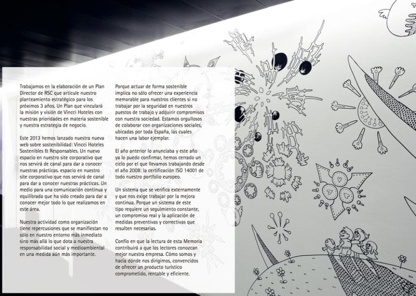 Informe de Sostenibilidad de Vincci Hoteles 6