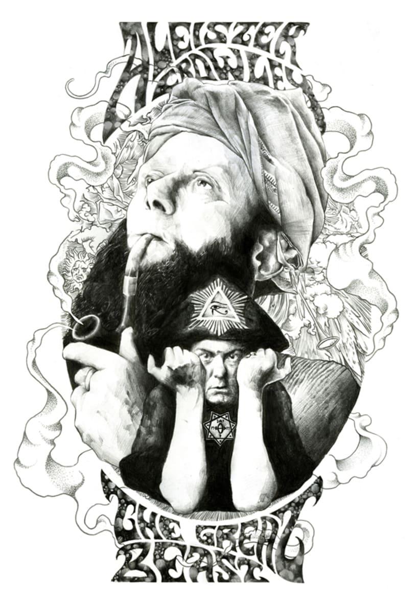 Occult activities 3