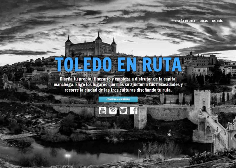Toledo en ruta 1
