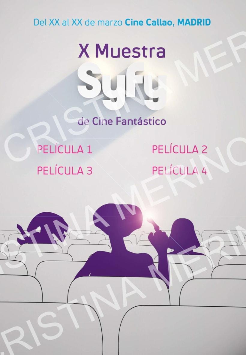 Propuestas Syfy (Décima muestra de cine fantástico) 0