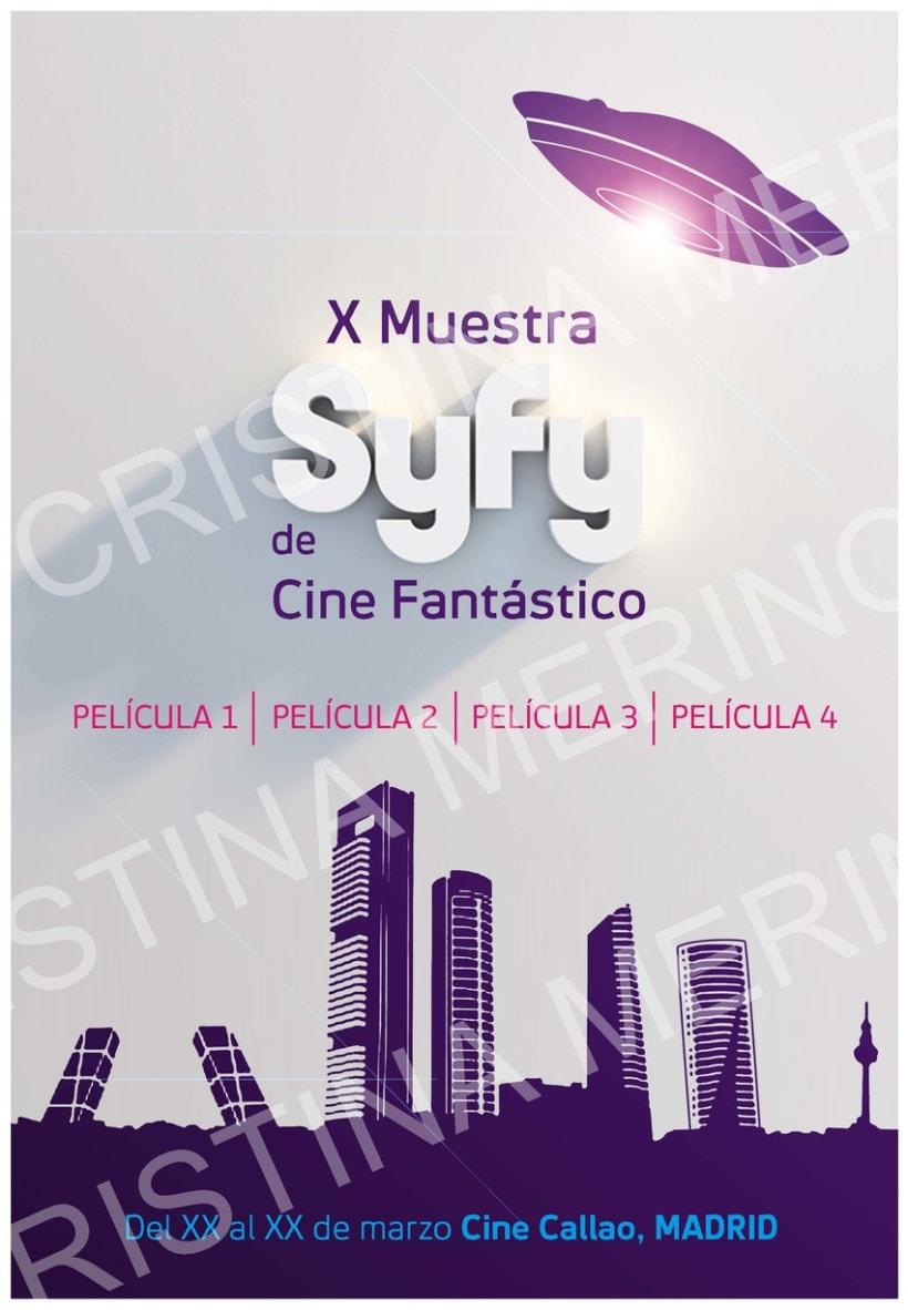 Propuestas Syfy (Décima muestra de cine fantástico) 1