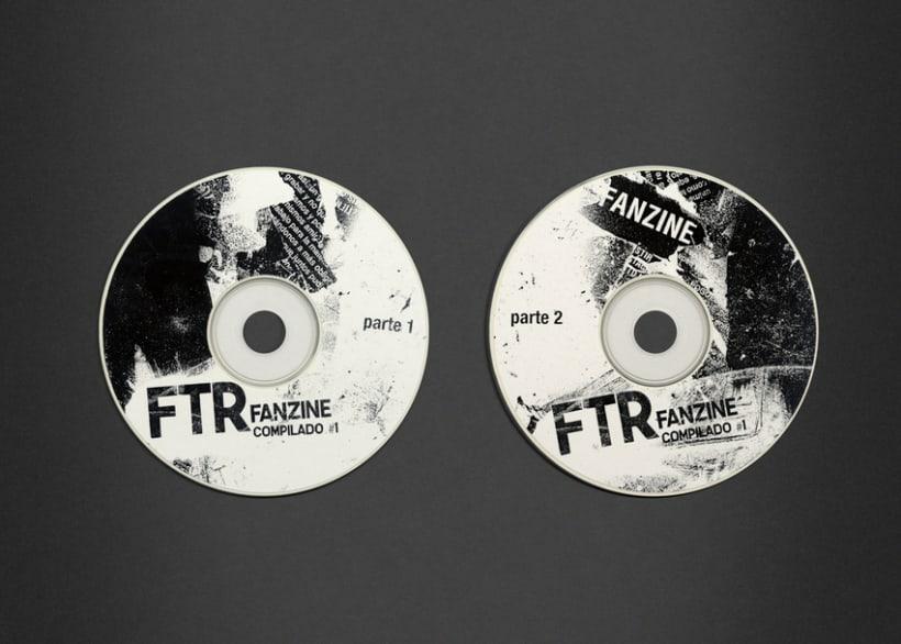 [discos] FTR Fanzine - Compilado  5