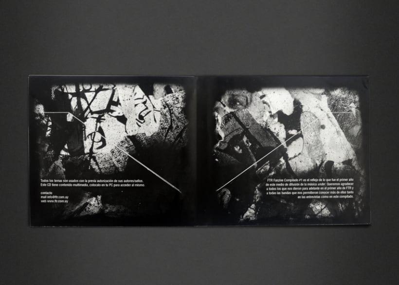 [discos] FTR Fanzine - Compilado  4