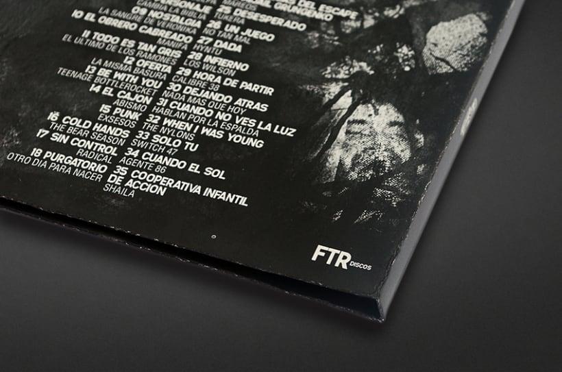 [discos] FTR Fanzine - Compilado  8