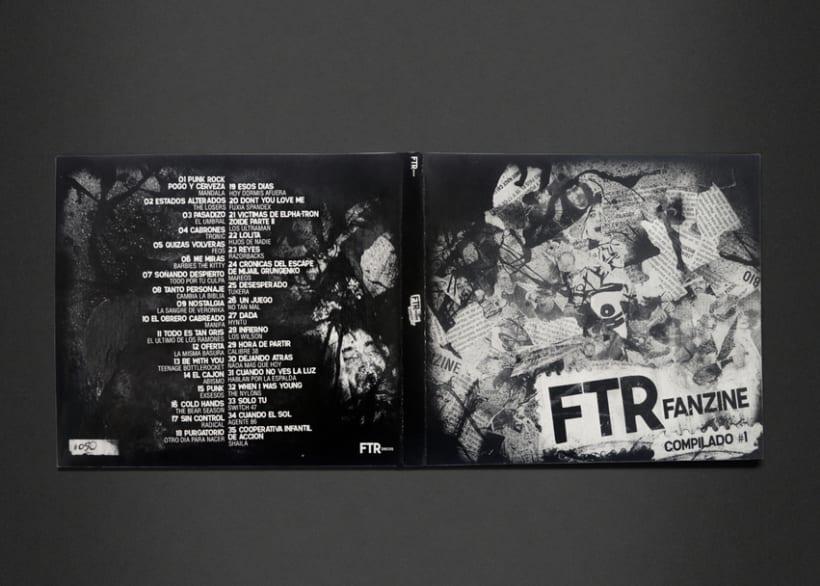 [discos] FTR Fanzine - Compilado  3