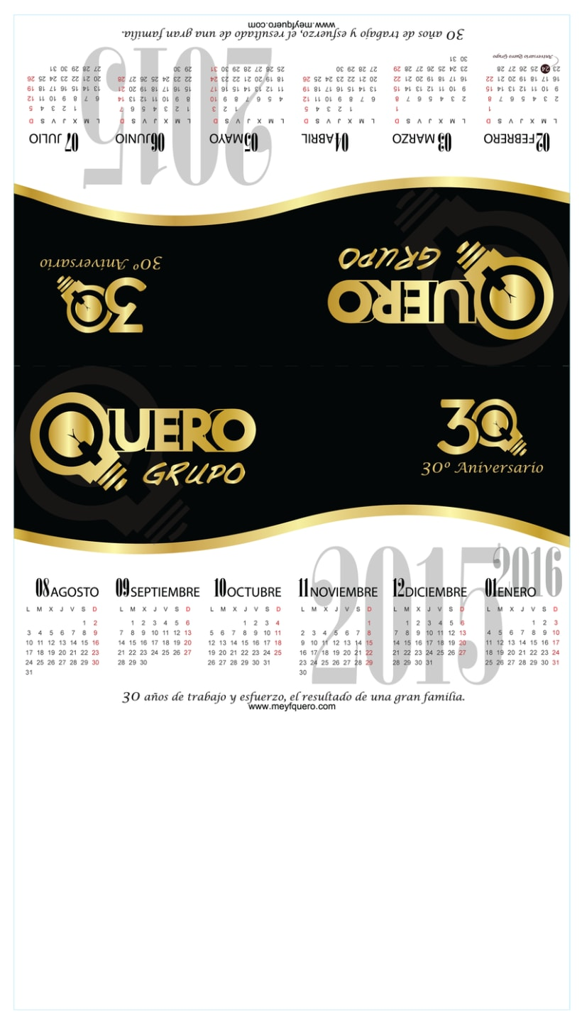 packaging 30ºAniversario QUERO Grupo_ 2