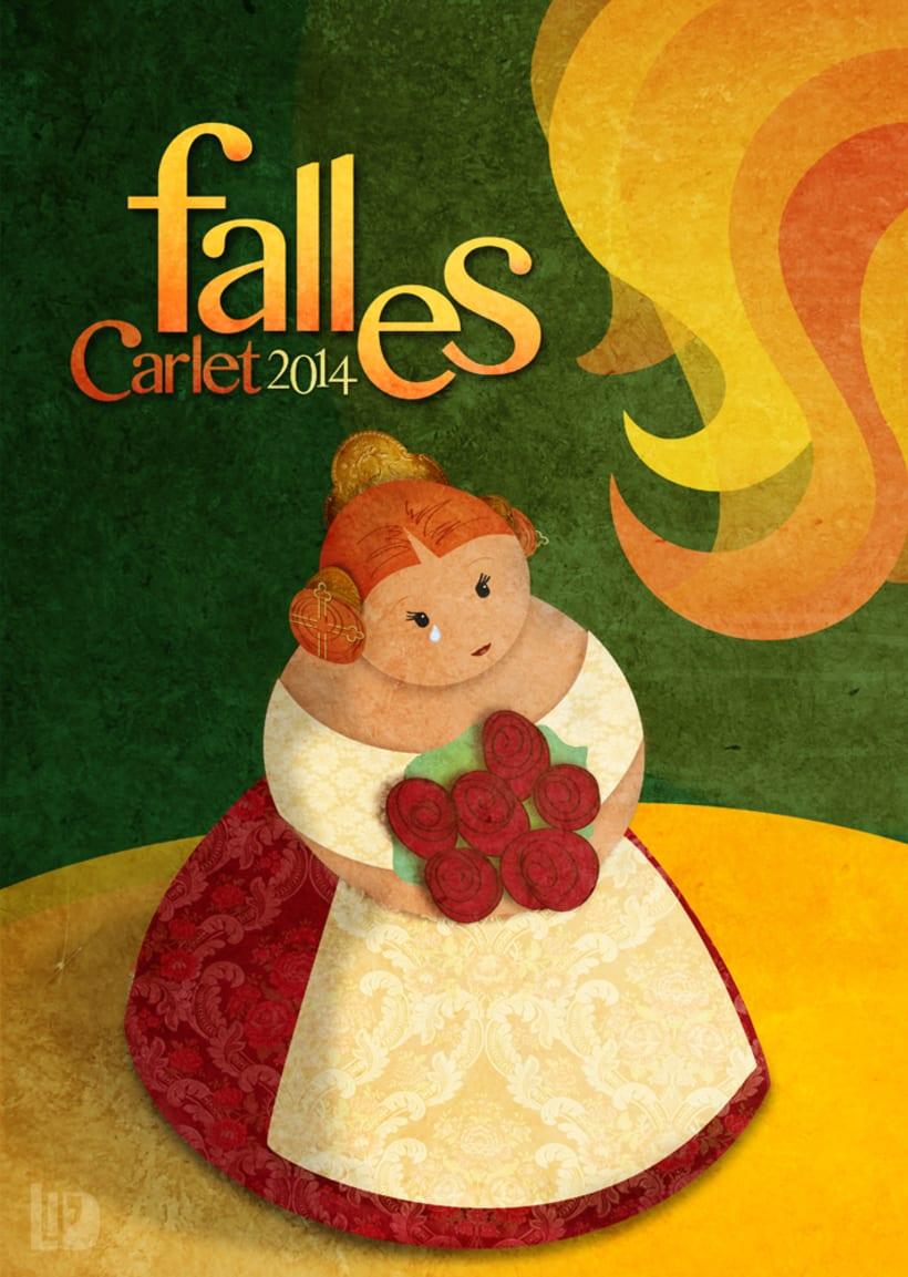 CARTELES DE FALLAS -1