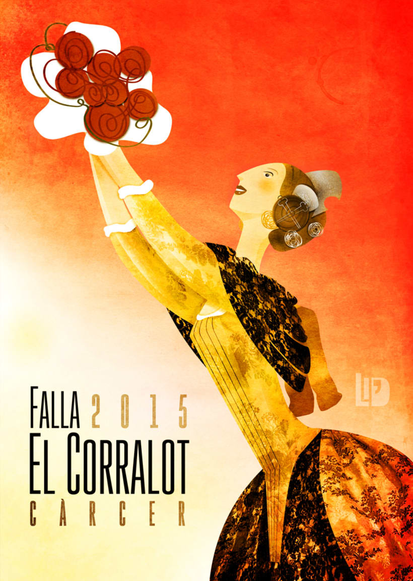 CARTELES DE FALLAS 1